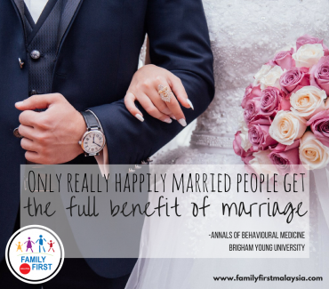 Why Invest in Marriage?