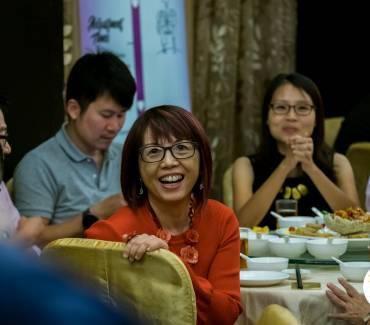 3F Next Gen Leadership Book Launching Dinner