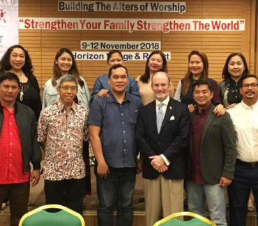FoFF Hosts Largest Leaders Summit In Chiang Mai, Thailand