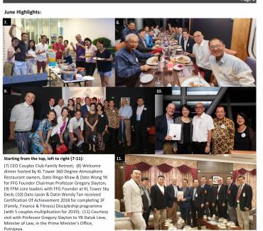FFM May and June Newsletter